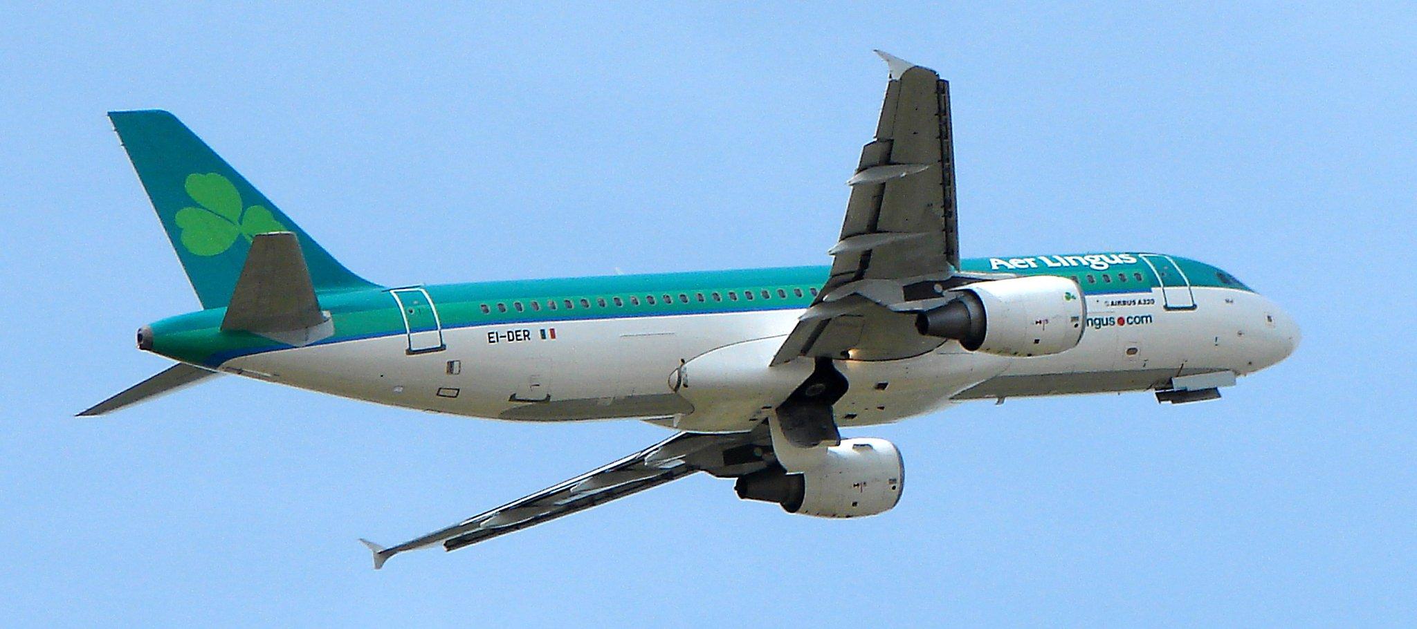 Die irische Aer Lingus bietet heute 50% Rabatt auf alle Flüge zwischen Europa und Irland an. Foto: Christian Maskos