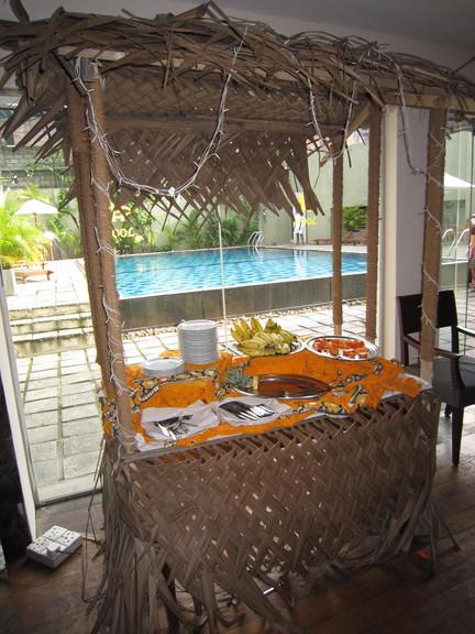 Hotel Casamara in Kandy. Foto: Wolfgang Hesseler